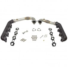 BD-Power Up-Pipe & Exhaust Manifold Kit