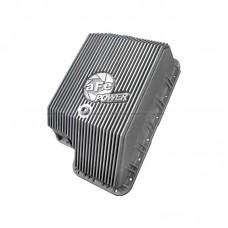AFE E4OD/4R100 Transmission Pan (Raw Finish)