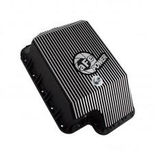 AFE E4OD/4R100 Transmission Pan (Black & Machined)