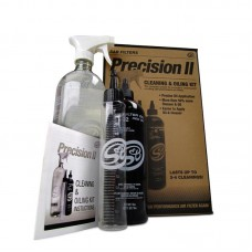 S&B Filters Precision II Cleaning & Oil Service Kit
